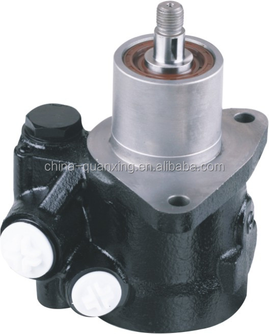 China No.1 OEM manufacturer, Genuine parts for MB truck power steering pump OE NO.: 7673955214 and 7673 955 214