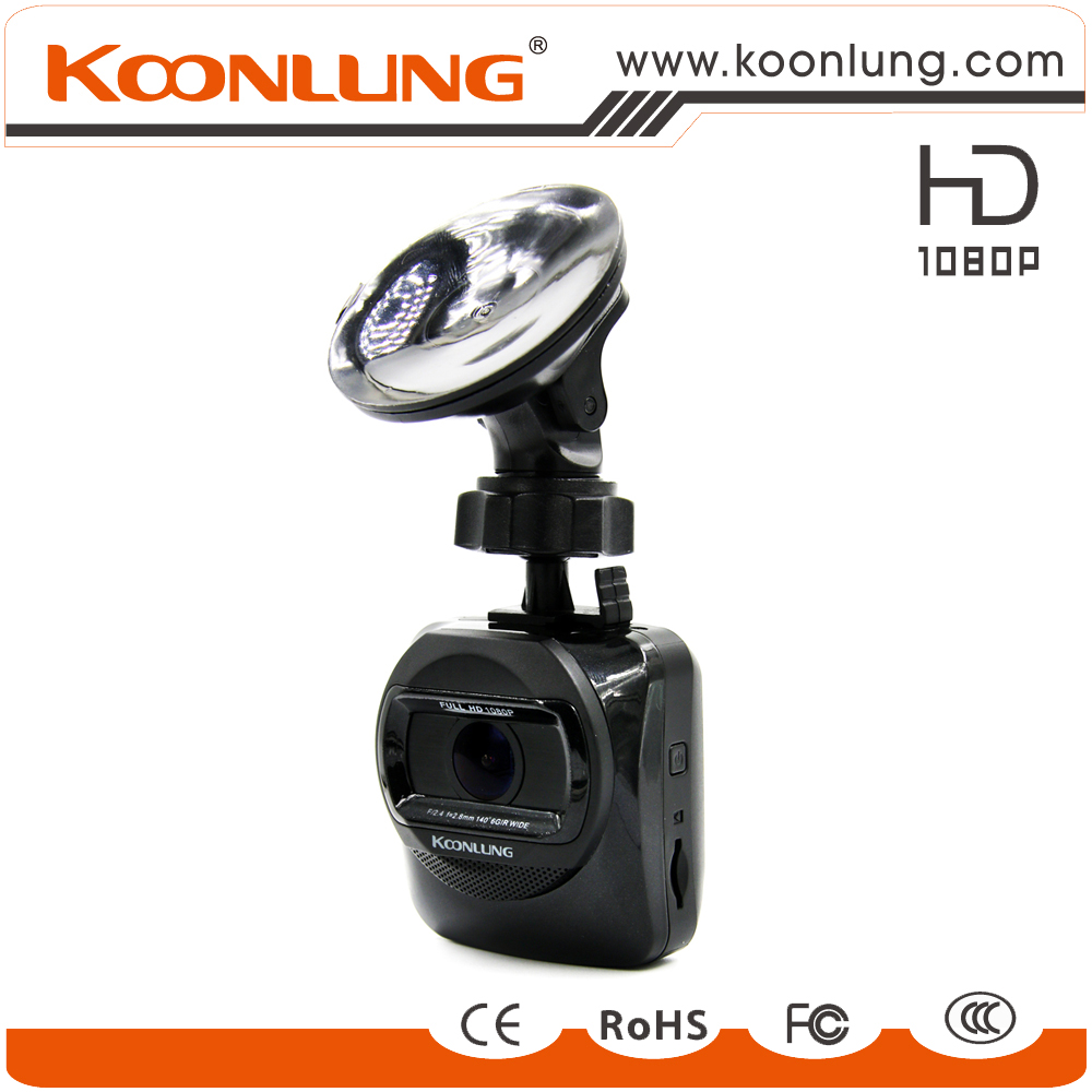 Koonlung A73G 1080p dash cam user manual drive recorder