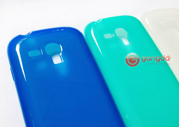 sofe candy TPU case for samsung galaxy mini 2 s6500