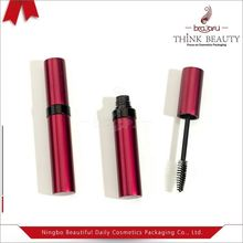 Aluminum Matte Red Empty Masacra Bottle/Container/Tube/Packaging