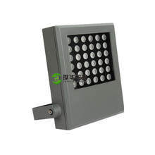 School building wall tree aluminum ip65 3000K RGB white 24W 36W led outdoor flood light