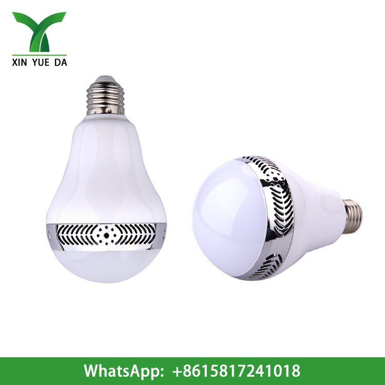 Smart Bluetooth LED Music Light Bulb wireless bluetooth 4.0 speaker with Remote Control