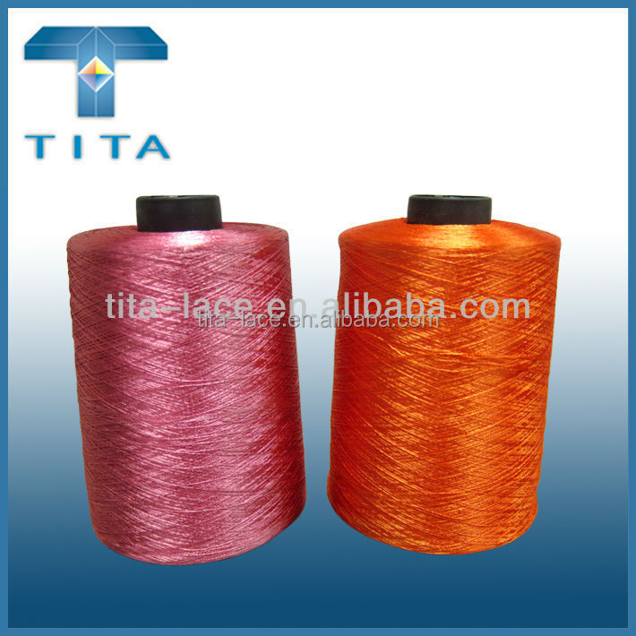 High quality customized multi color polyester thread for embroidery machine