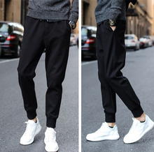 Fashion street and velvet men's haroun pants