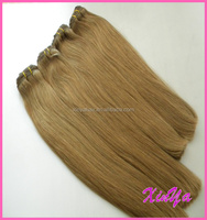 High Quality Wholesale Price 8A remy russian double drawn hair