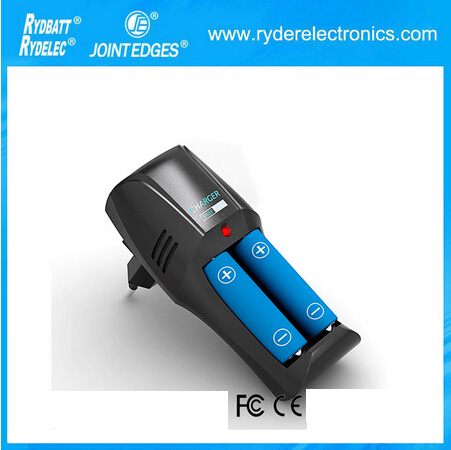 2 cells AA/AAA rechargebale NiMH faster Battery Charger