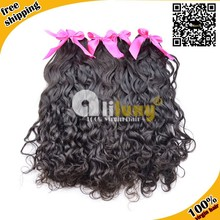 Aliluxy hair 7a grade water wave unprocessed virgin malaysian hair online wholesale hair