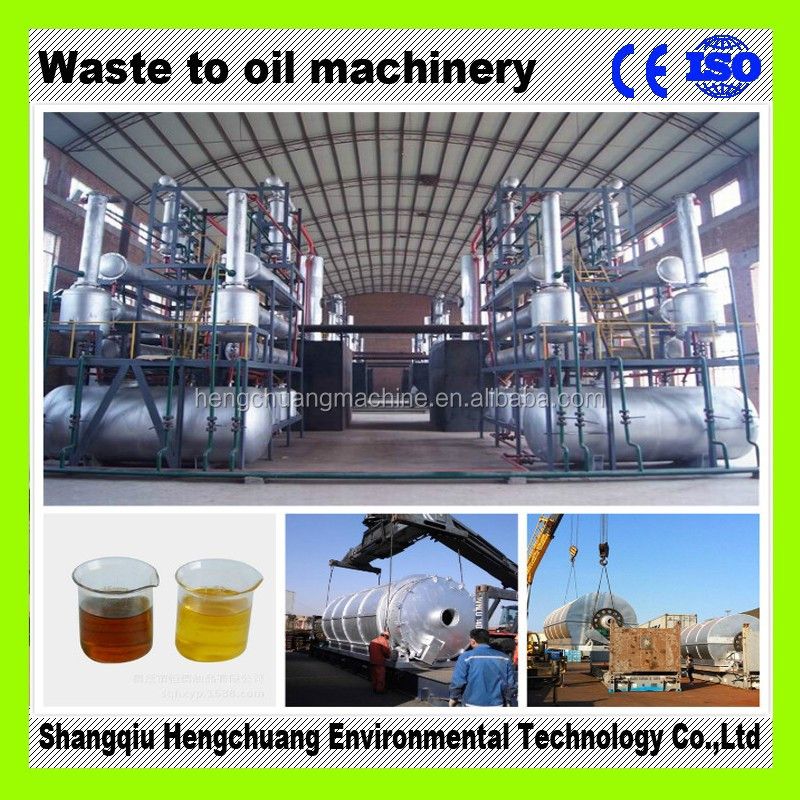 50% high oil yield safety 100% tyre pyrolysis plant in india with CE ISO certificated