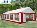 6x12m PVC deluxe large marquee tent carport