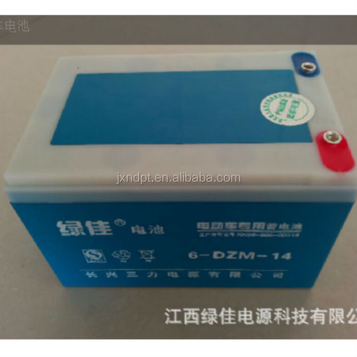 rechargeable 12v 10ah 2hr deep cycle battery storage batteries for electric rickshaw