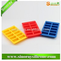 Factory Wholesale 3D silicone chocolate mold,chocolate making tools