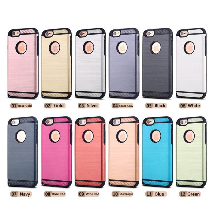 Soft TPU mobile phone cover for iphone 6s plus case for iphone 6s case