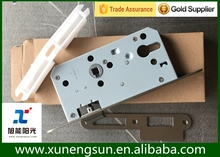 European Mortise 72mm Door Lock Body
