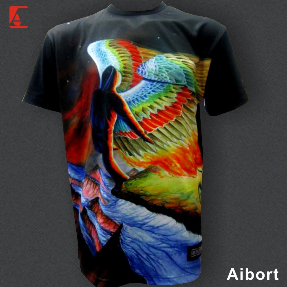 New Design Fashion Sublimated T-shirts