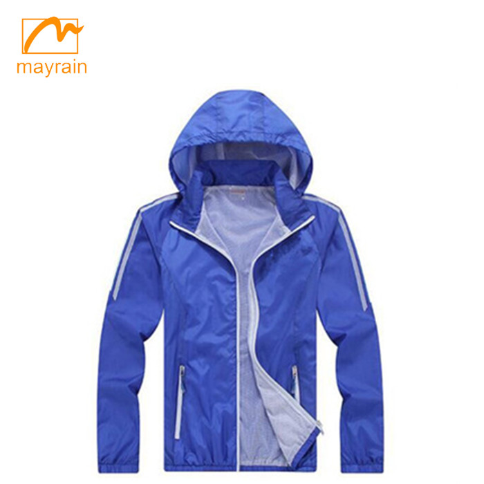 Plain Cheap Waterproof Rain Winter Jacket