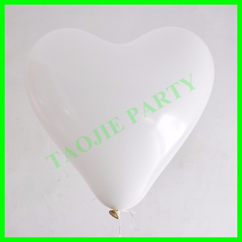 Valentine's Day giant Heart balloons-Red