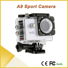 Really cheap !Removable battery waterproof sports camera SJ4000 hd mini sport dv 1080p manual camera