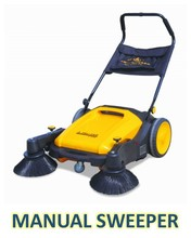Street Sweeper Cleaning Machine
