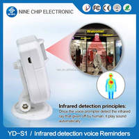 Infrared Detector Factory Price with Home Security Motion Infrared Sensor Alarm