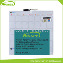 High quality top level promotion fridge magnet whiteboard