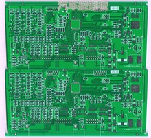 Customized FR4 double layer pcb circuit board for running machine
