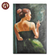 Impressionist Nud Woman Paintings