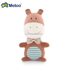 Hot sale high quality Metoo soft plush cow doll
