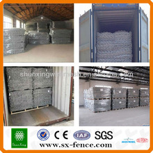 woven mesh gabion boxes/stone cage/gabion basket (ISO9001:2008 proessional manufacturer)