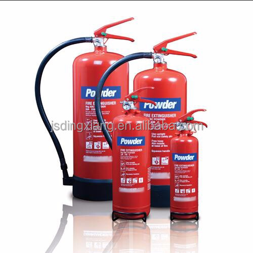 2kg ABC dry powder fire extinguisher portable fire extinguisher