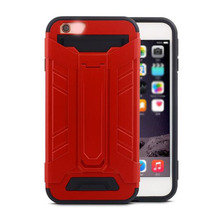Shockproof Slim Fit TPU PC Rugged Holster 7 Phones I6 Mobile Case Cover