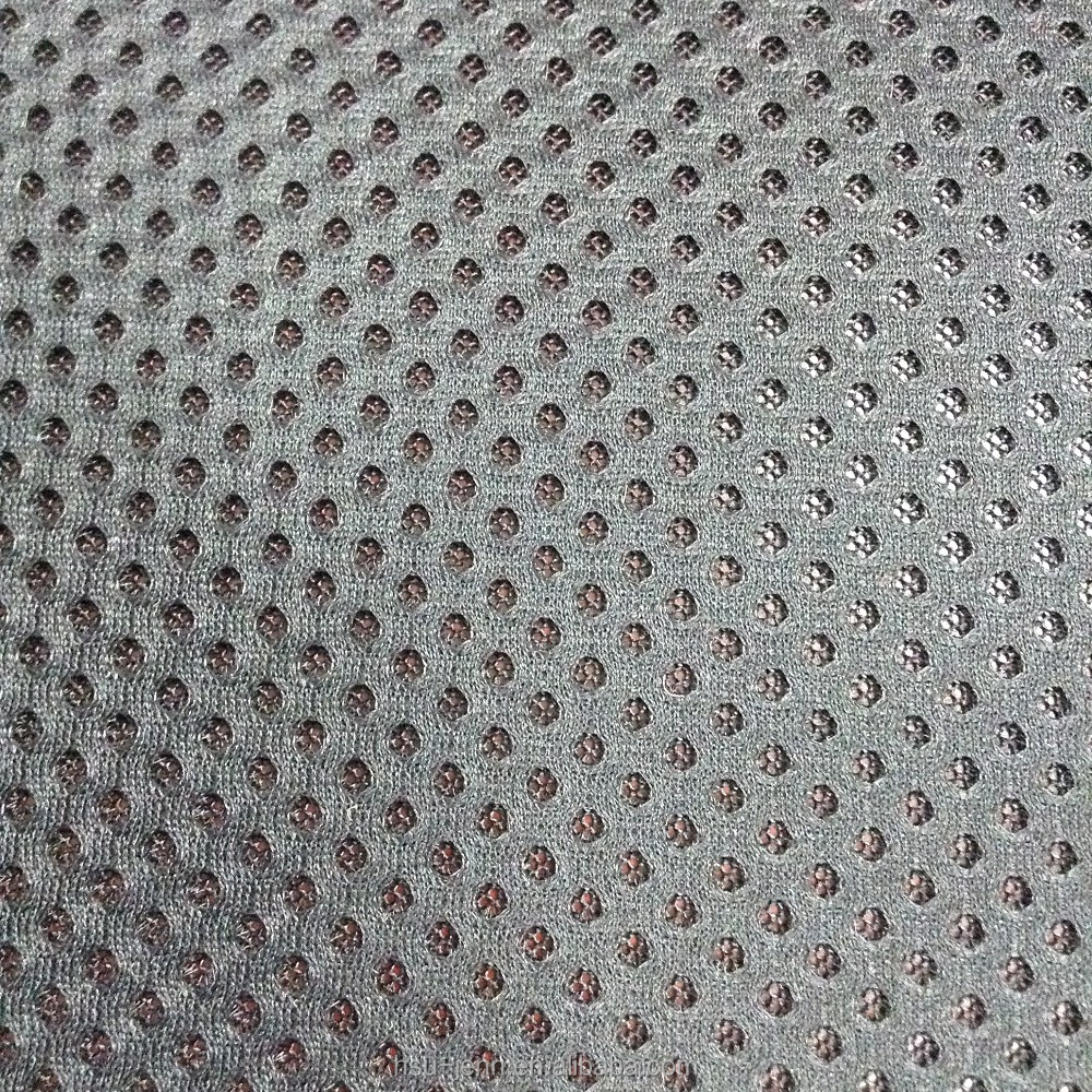 wholesale polyester 3d Air mesh sport mono fabric for shoes material