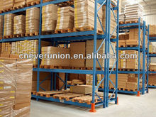 Widely used modular metal shelving