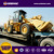 Hot Selling Small Wheel Loader 835 with 3Ton Rated Loading