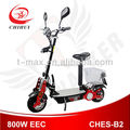 2016 New product with 800W 36V brush Electric Smart Scooter