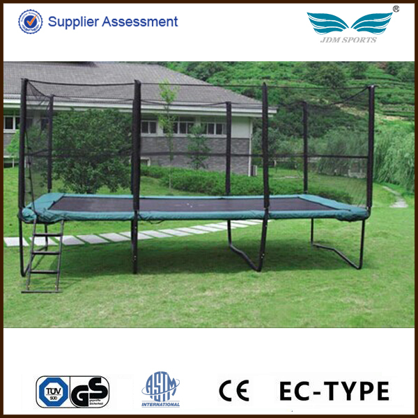 Cheap commercial competition rectangle trampoline for sale