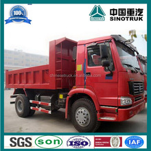 Made in China 10 wheels 20m3 loading capacity tipper truck with 12.00R20 tire