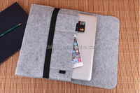 "Hot Selling laptop bag fashion notebook sleeve bag for macbook pro/air notebook case11""13""15"""