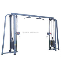 Luxury Commercial Gym Equipment Adjustable Cable Crossover