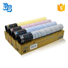 Factory Wholesale Color Toner Cartridge Color Printer TN216 for Konica Minolta bizhub C220/C280/C360