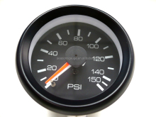 52mm 150PSI Dual Air Pressure Gauge Bourdon Tube