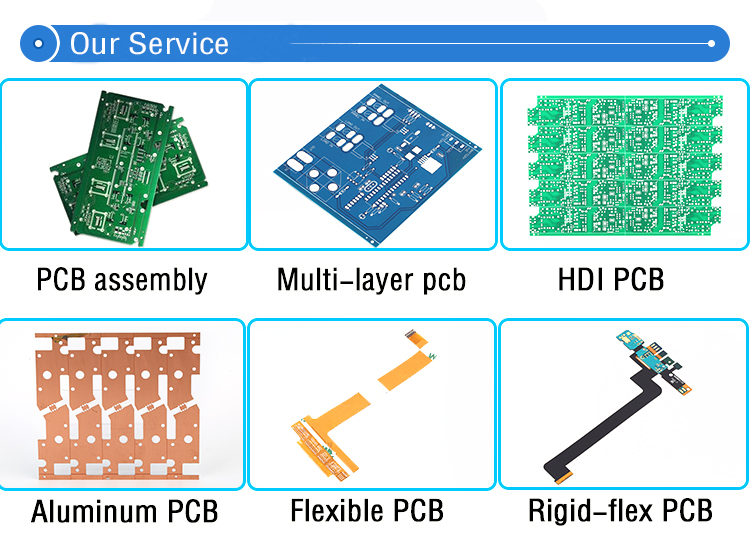 Shenzhen Circuit electric pcb Board assembly/Fr4 board with HASL