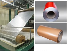 PPG color coated aluminum coil/ sheet