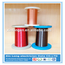 Round Enameled Copper Winding Wire for Refrigerator Rating Compressors