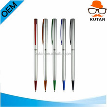 Cheap Promotional plastic pen stationery from china/2017 hot selling thick Ball pen with logo