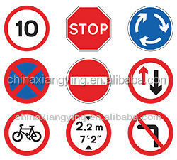 Alibaba China Supplier safety Arabic Traffic Sign