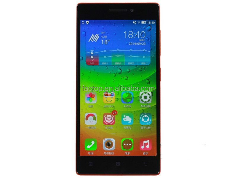 Lenovo x2 mobile phone with android octa core 2gb ram samrtphone
