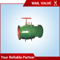 Flow Regulating Buffering Check Valve LH241X