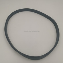 different types custom size black rubber band