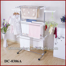 DC-0306A tower laundry hanging clothes drying racks