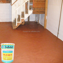 warehouse floor paint epoxy floor solvent-free intermediate paint